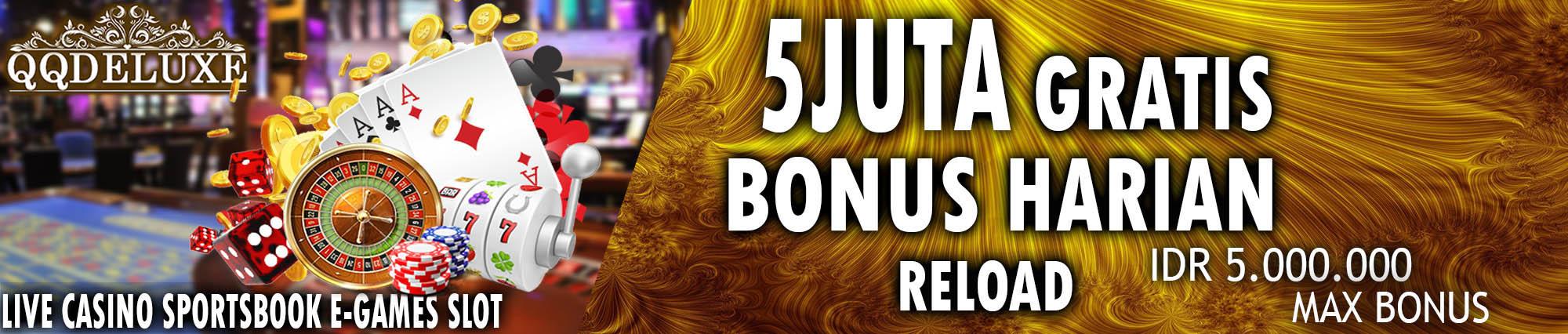 bonus besar judi online terbaik